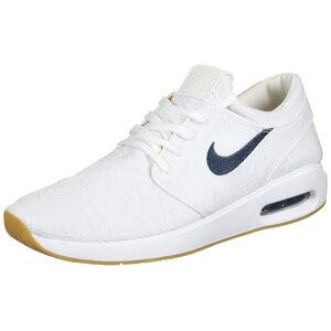 SB Air Max Janoski 2 Sneaker Herren, weiß / dunkelblau, zoom bei OUTFITTER Online