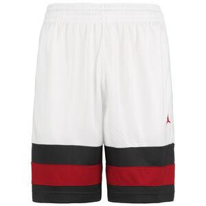 Jordan Jumpman Basketballshort Herren, weiß / rot, zoom bei OUTFITTER Online