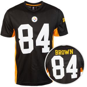 NFL Pittsburgh Steelers #84 Brown T-Shirt Herren, schwarz, zoom bei OUTFITTER Online