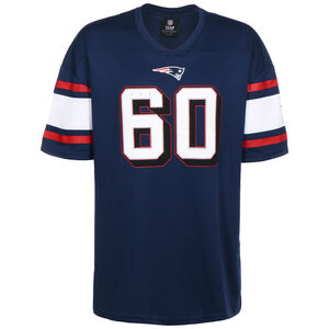 NFL New England Patriots Iconic Franchise Trikot Herren, dunkelblau / weiß, zoom bei OUTFITTER Online