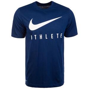 Dry Athlete Trainingsshirt Herren, dunkelblau / weiß, zoom bei OUTFITTER Online