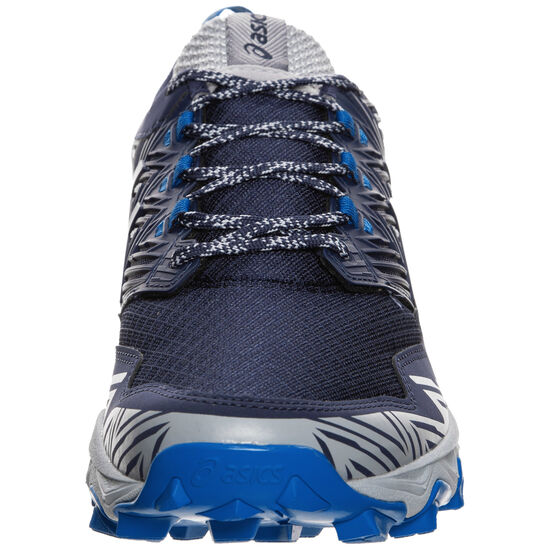 Gel-FujiTrabuco Laufschuhe Herren, blau, zoom bei OUTFITTER Online