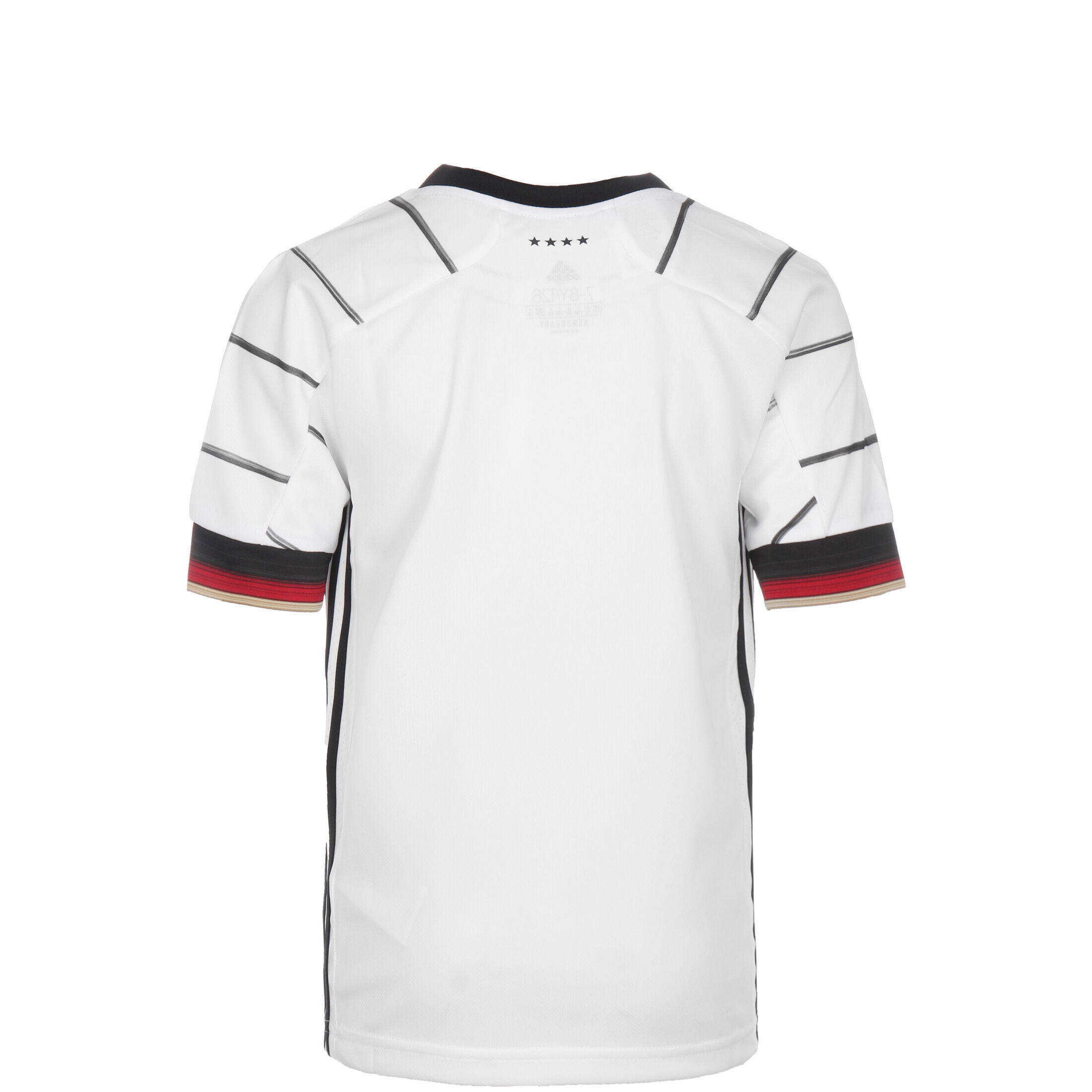 adidas Kinder DFB Home Torwart Shorts EM 2020 rot, Größe:152