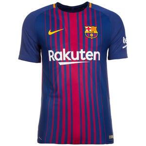 FC Barcelona Vapor Match Trikot Home 2017/2018 Herren, Blau, zoom bei OUTFITTER Online
