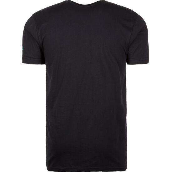 NBA Boston Celtics Logo T-Shirt Herren, Schwarz, zoom bei OUTFITTER Online