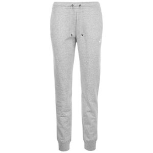 Essential Jogginghose Damen, grau / weiß, zoom bei OUTFITTER Online