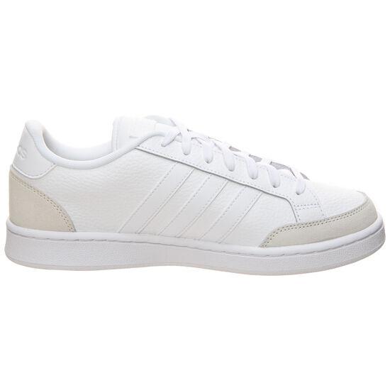Grand Court Sneaker Herren, weiß / grau, zoom bei OUTFITTER Online