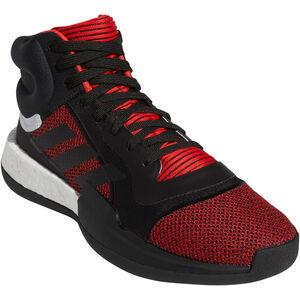 Marquee Boost Basketballschuhe Herren, rot / schwarz, zoom bei OUTFITTER Online