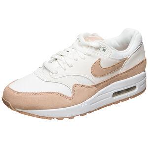 Air Max 1 Sneaker Damen, weiß / beige, zoom bei OUTFITTER Online