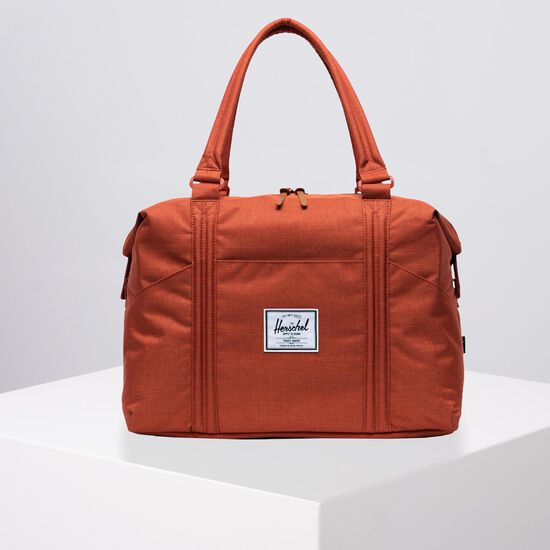 Strand Duffel Tasche, rot, zoom bei OUTFITTER Online