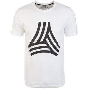 Tango Graphic T-Shirt Herren, weiß / schwarz, zoom bei OUTFITTER Online