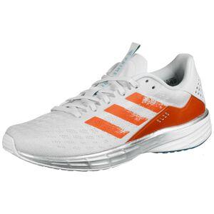 SL20 Primeblue Laufschuh Damen, hellgrau / orange, zoom bei OUTFITTER Online