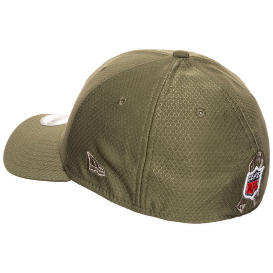 39THIRTY NFL New England Patriots Salute To Service Cap, braun, zoom bei OUTFITTER Online