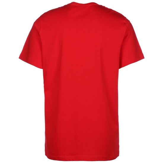 TeamGOAL 23 Casuals T-Shirt Herren, rot, zoom bei OUTFITTER Online