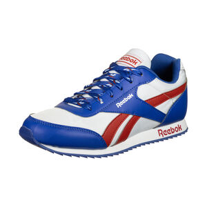 Royal Classic Jog Sneaker Kinder, blau / rot, zoom bei OUTFITTER Online