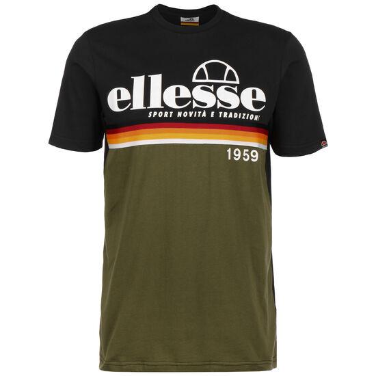 Baleno Brescia T-Shirt, schwarz / grün, zoom bei OUTFITTER Online