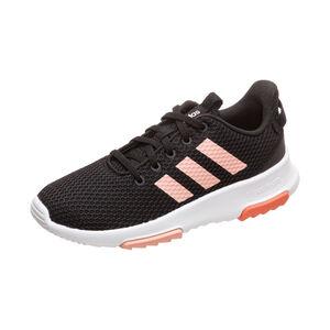 Racer Sneaker Kinder, schwarz / pink, zoom bei OUTFITTER Online