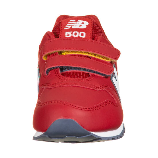 YV500-M Sneaker Kinder, rot / weiß, zoom bei OUTFITTER Online