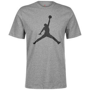 Jumpman Crew T-Shirt Herren, grau / schwarz, zoom bei OUTFITTER Online