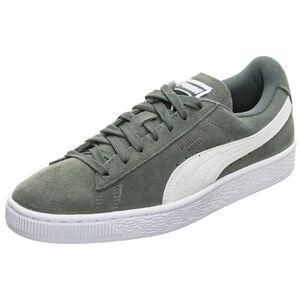 Suede Classic Sneaker Damen, Grün, zoom bei OUTFITTER Online