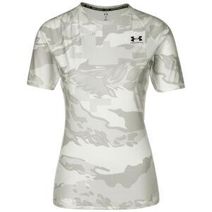 Iso-Chill Team Compression Trainingsshirt Damen, weiß / grau, zoom bei OUTFITTER Online