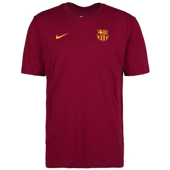 FC Barcelona Dry Core Match Trainingsshirt Herren, dunkelrot, zoom bei OUTFITTER Online
