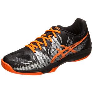 GEL-Fastball 3 Handballschuh Herren, schwarz / orange, zoom bei OUTFITTER Online