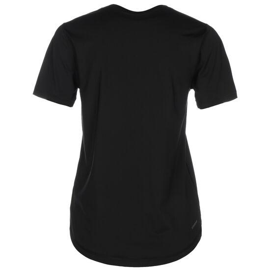 Badge Of Sport Tech Trainingsshirt Damen, schwarz / weiß, zoom bei OUTFITTER Online