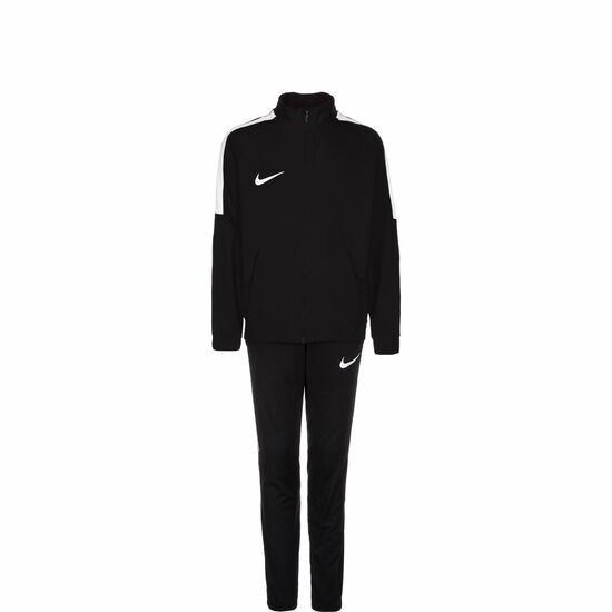 Dry Squad 17 II Trainingsanzug Kinder, schwarz / weiß, zoom bei OUTFITTER Online