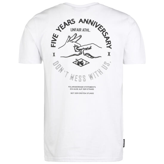 Anniversary T-Shirt Herren, weiß, zoom bei OUTFITTER Online