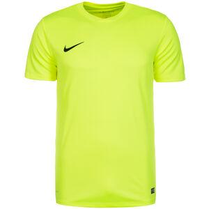 Park VI Fußballtrikot Herren, lime / schwarz, zoom bei OUTFITTER Online