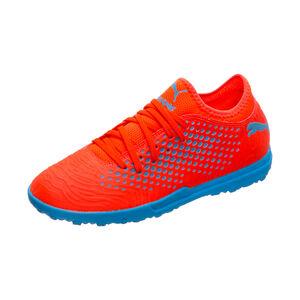 Future 19.4 TT Fußballschuh Kinder, rot / blau, zoom bei OUTFITTER Online