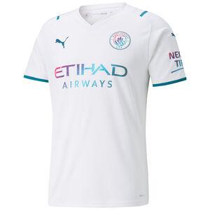 Manchester City Trikot Away 2021/2022 Herren, weiß / petrol, zoom bei OUTFITTER Online