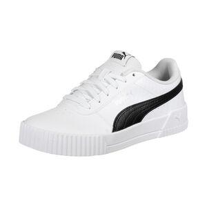 Carina Snake Sneaker Kinder, weiß / schwarz, zoom bei OUTFITTER Online