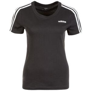 Essentials 3S Trainingsshirt Damen, schwarz / weiß, zoom bei OUTFITTER Online