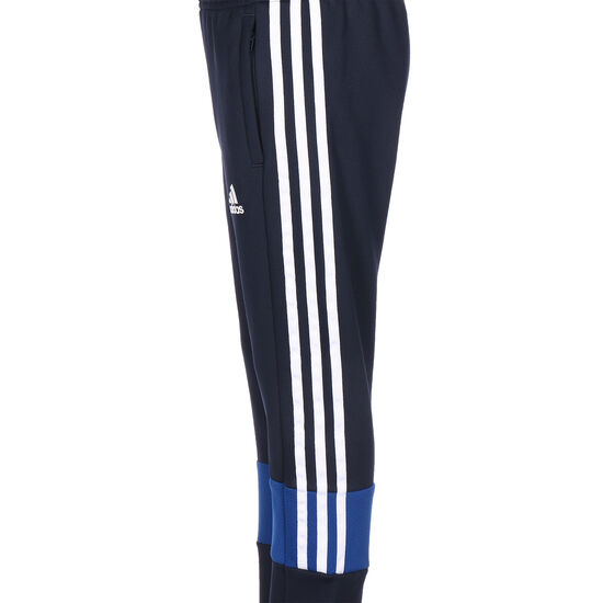 Must Haves Aeroready 3-Stripes Trainingshose Kinder, dunkelblau / blau, zoom bei OUTFITTER Online