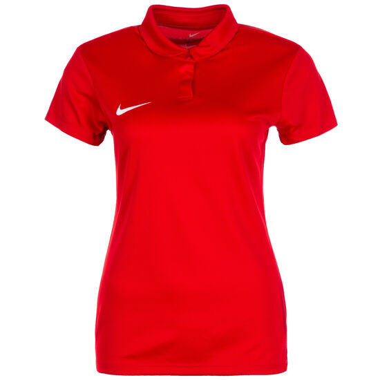 Dry Academy 18 Poloshirt Damen, rot, zoom bei OUTFITTER Online
