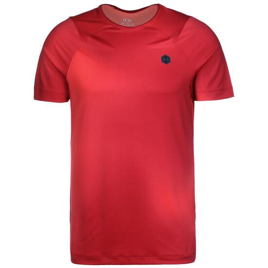 HeatGear Rush Surge Trainingsshirt Herren, rot, zoom bei OUTFITTER Online