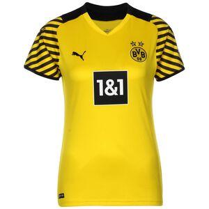 Borussia Dortmund Trikot Home 2021/2022 Damen, gelb / schwarz, zoom bei OUTFITTER Online