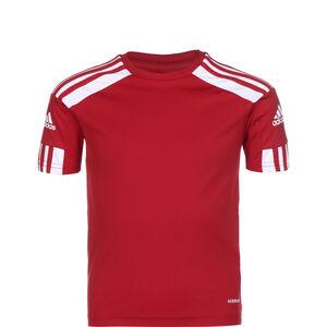 Squadra 21 Fußballtrikot Kinder, rot / weiß, zoom bei OUTFITTER Online