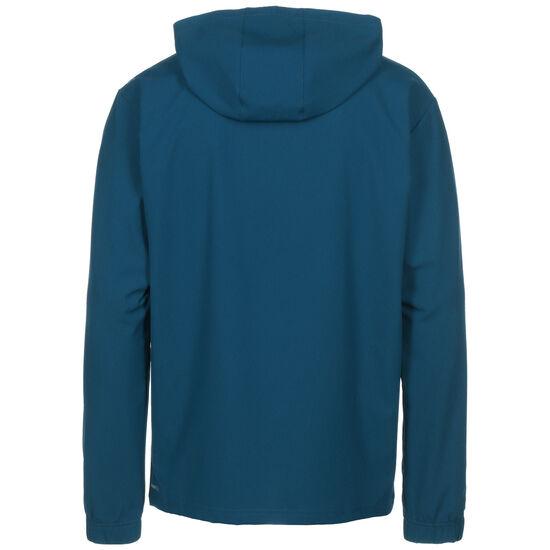 Train Vent Woven Trainingsjacke Herren, blau / weiß, zoom bei OUTFITTER Online
