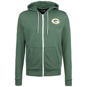 NFL Green Bay Packers Graphic Kapuzenjacke Herren, grün / weiß, zoom bei OUTFITTER Online