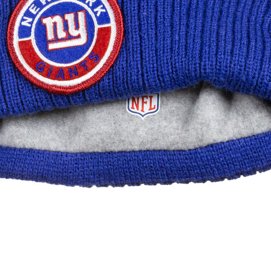 NFL New York Giants Cold Weather Sport Knit Mütze, , zoom bei OUTFITTER Online