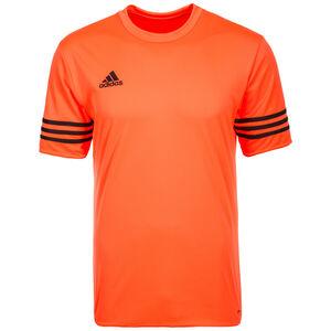 Entrada 14 Fußballtrikot Herren, orange / schwarz, zoom bei OUTFITTER Online