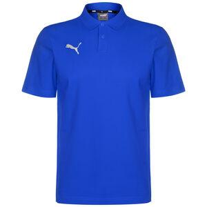 teamGoal 23 Casuals Poloshirt Herren, blau, zoom bei OUTFITTER Online