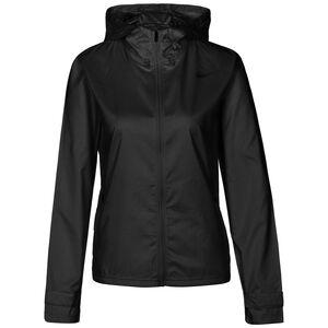 Essential Laufjacke Damen, schwarz / silber, zoom bei OUTFITTER Online