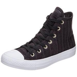 Chuck Taylor All Star Herringbone Mesh High Sneaker Damen, Grau, zoom bei OUTFITTER Online