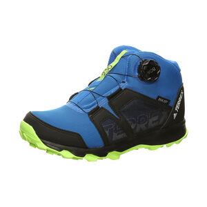 TERREX Boa Mid GTX Outdoorschuh Kinder, blau / schwarz, zoom bei OUTFITTER Online
