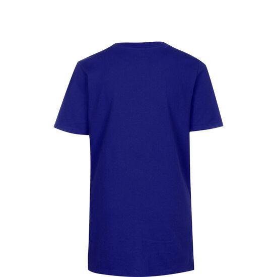 NBA Golden State Warriors T-Shirt Kinder, blau / gold, zoom bei OUTFITTER Online