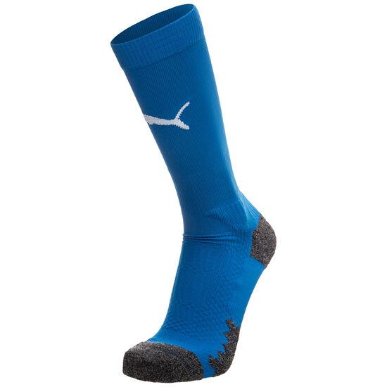 Liga Training Crew Socken, blau / weiß, zoom bei OUTFITTER Online